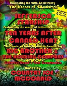 Heroes of Woodstock