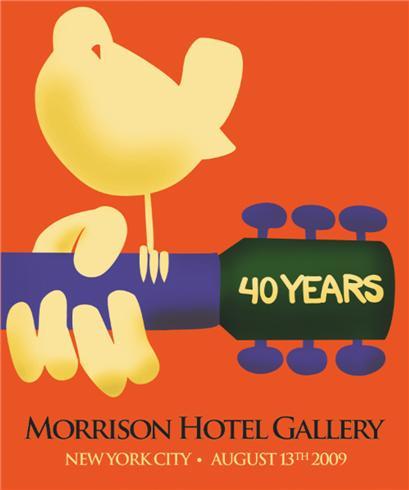 MHG Woodstock Poster305