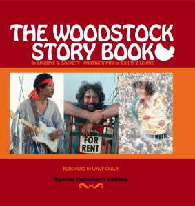 Woodstock Story Book