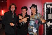 The Santana Three