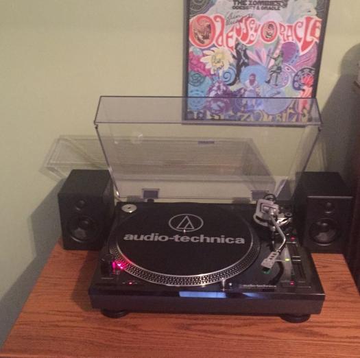 Vinyl Edje is Born