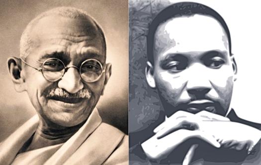 gandhi-mlk-portraits