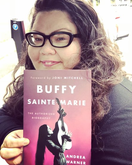 Buffy Sainte Marie