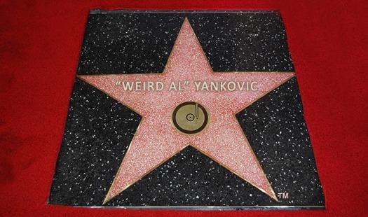 Weird Al Star